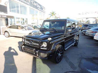 usado Mercedes G63 AMG AMG Largo Aut.*NAVI*ASIENTOS ELEC*TECHO PAN*H&K*FULL*