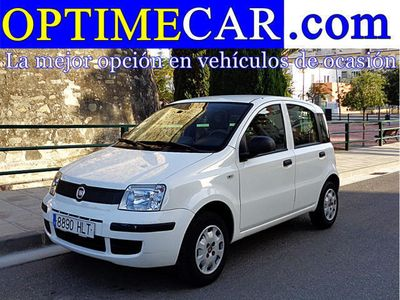 usado Fiat Panda 1.3 Mjt Lounge