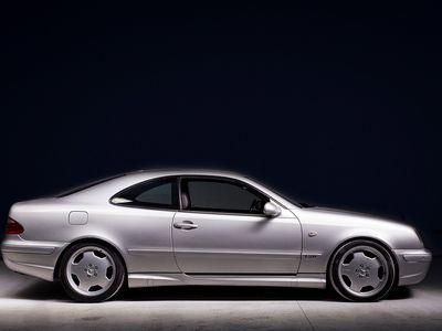 usado Mercedes CLK55 AMG MERCEDES-BENZAMG (W208) 1 SERIE