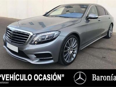 used Mercedes S500 Clase S