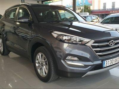 usado Hyundai Tucson 1.6 CRDi 85kW 116CV Klass 4x2