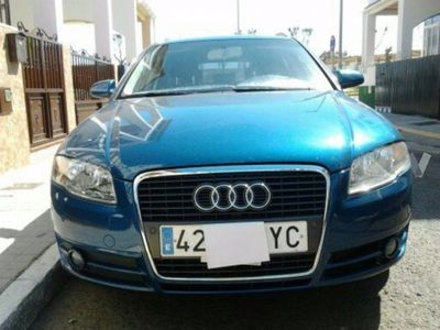 usado Audi A4 2.0 TDI Avant DPF -06