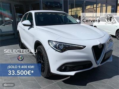 usado Alfa Romeo Stelvio 2.2 Diesel 154kW 210CV Super Q4