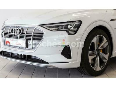usado Audi E-Tron E-tron - 55 Quattro Black Line Edition 408 cv en Madrid
