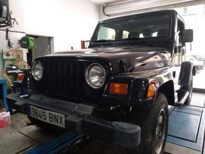 usado Jeep Wrangler 2.5 Hard Top