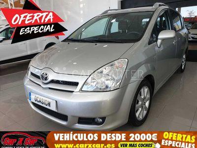 usado Toyota Corolla Verso 1.8 VVTi SOL 5p