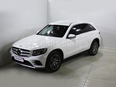 usado Mercedes GLC220 GLC 220