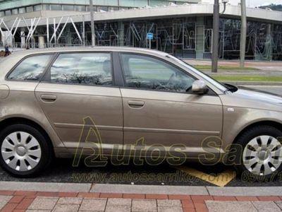 usado Audi A3 2007 98000 KMs