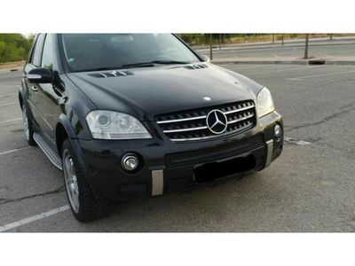 usado Mercedes ML420 CDI 4M