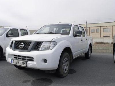 usado Nissan Navara 2.5dCi FE DCb. 4x4