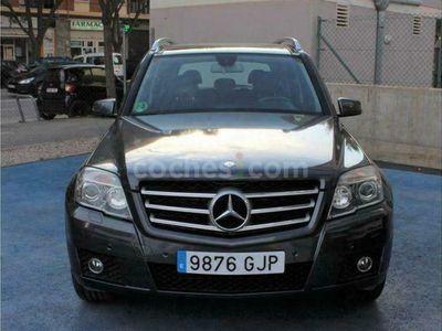 usado Mercedes GLK350 Clase Glk4m Aut. 272 cv en Valencia