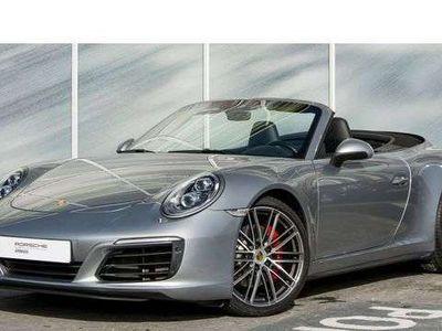 usado Porsche 911 Carrera 4S Cabriolet 991