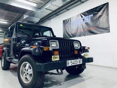 usado Jeep Wrangler 2.5 Hard Top Base