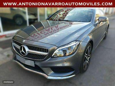 usado Mercedes CLS250 BlueTEC Coupé