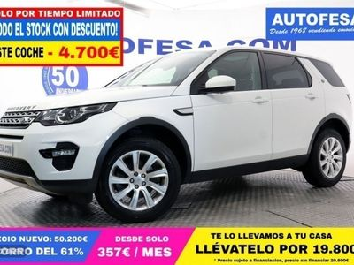 usado Land Rover Discovery TD4 4WD HSE