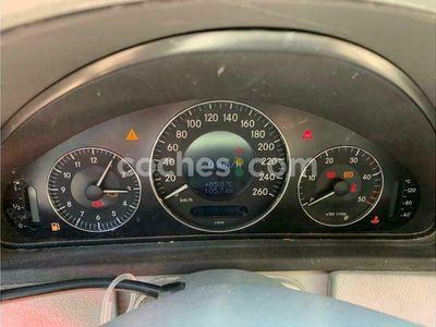 usado Mercedes 170 Clase Clk Clk 270cdicv en Barcelona