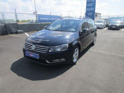 used VW Passat Variant 1.6TDI Bluemotion