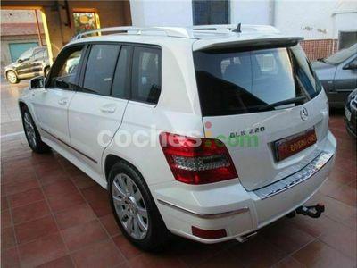 usado Mercedes 170 Clase Glk Glk 220cdi Becv en Murcia