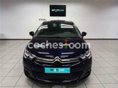 usado Citroën C4 1.6bluehdi Feel Edition 100 99 cv en Ciudad Real