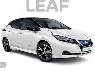 usado Nissan Leaf 40 kWh N-Connecta