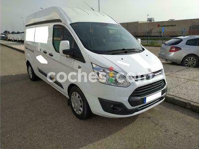 usado Ford Transit Van Trend 130 130 cv en Zaragoza