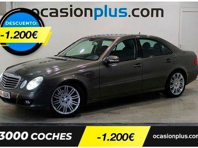usado Mercedes E220 ClaseBE Aut. (9.75)