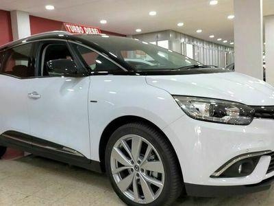 usado Renault Scénic Grand Dci Limited Blue 110kw 150 cv en Barcelona