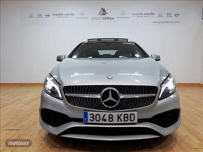 second-hand Mercedes A180 d 7G-DCT