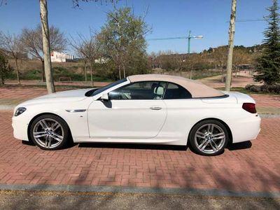 usado BMW 640 Cabriolet Serie 6 F12 Cabrio xDrive