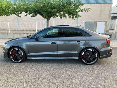 usado Audi RS3 Sedán TFSI quattro S tronic 294kW