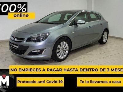 usado Opel Astra 1.4 Turbo Excellence Auto