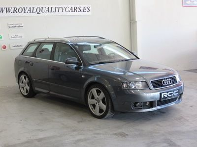 usado Audi A4 Avant 2.5TDI quattro Tiptronic 180