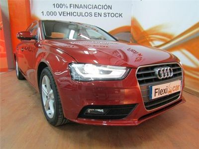 usado Audi A4 2.0 TDI 150CV MULTITRONIC