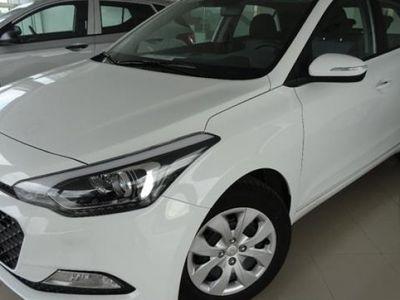 usado Hyundai i20 año 2016 3195 KMs