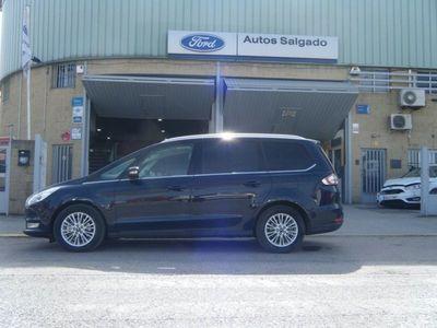 usado Ford Galaxy Titanium
