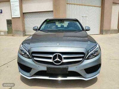usado Mercedes C250 Clase CBlueTEC AMG Line