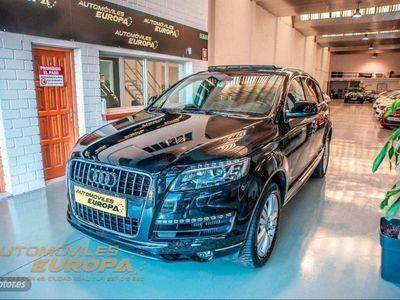 usado Audi Q7 3.0 TDI 245 Clean Diesel q. tip Ambiente