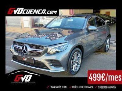 usado Mercedes 170 GLC Coupé COUPE 220D 4MATIC AMG 2.2 CDICV