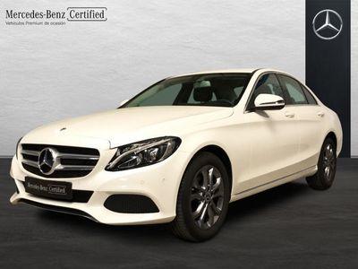 usado Mercedes C200 d 7G Plus