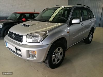 usado Toyota RAV4 2.0 D4D Luna 4X4