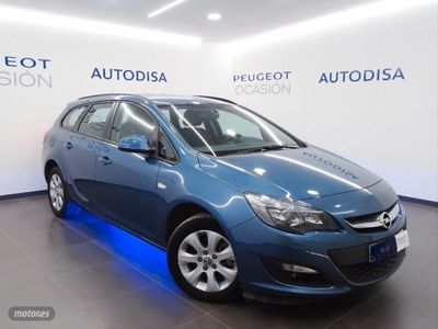 usado Opel Astra 1.6 CDTi SS 110 CV Business