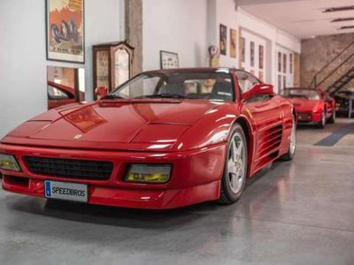 usado Ferrari 348 TS
