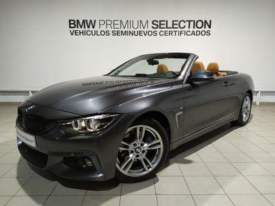 usado BMW 430 Serie 4 i Cabrio