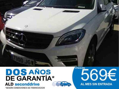 usado Mercedes ML250 BlueTEC 4MATIC 150 kW (204 CV)
