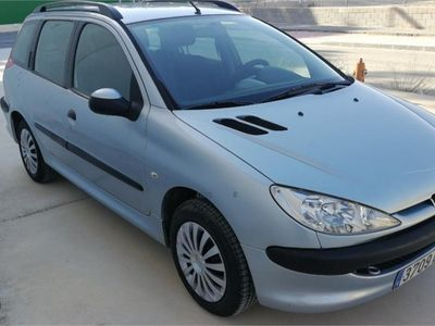 usado Peugeot 206 SW 1.4 HDI XLine