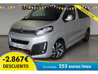 usado Citroën Spacetourer BlueHDi 95 Talla XS Business ETG6 70 kW (95 C