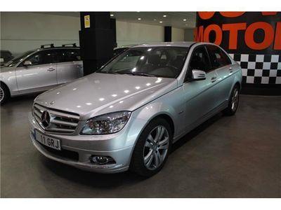 usado Mercedes C220 CDI 170CV AUTO **CUERO, XENON**