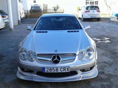 usado Mercedes SL55 AMG Clase SLAMG -04