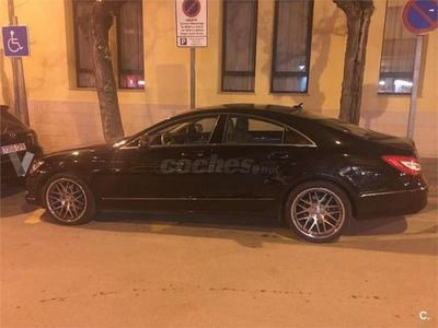 usado Mercedes CLS350 Clase ClsCdi 4p. -14