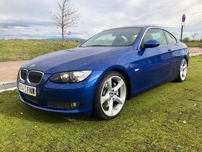usado BMW 335 E92 306cv AUT+LEVAS *LIBRO*NACIONAL*74.000kms